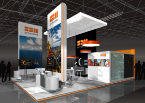 Gix SBM exhibition design standdesign