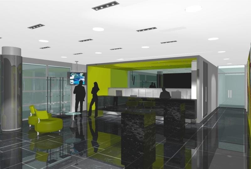 Gix Interior Esko design