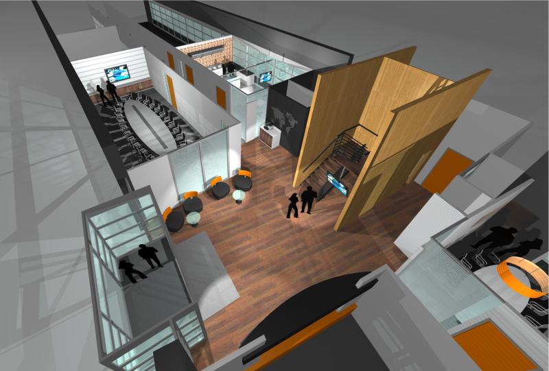 Gix interior design