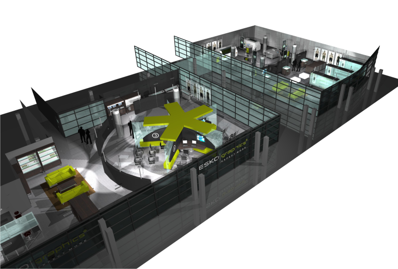 Gix Esko interior design office