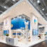 GIX JPC jam petrochemical Gix stand exhibition design